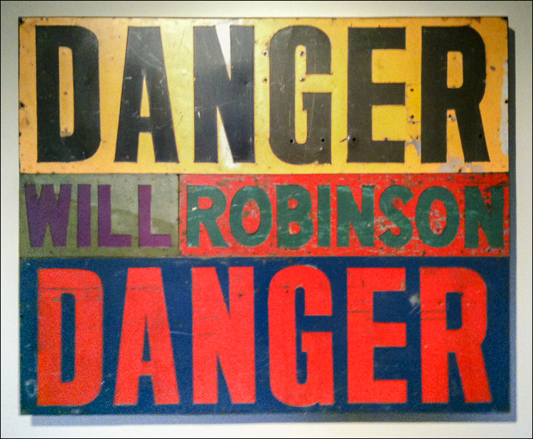 Danger, Will Robinson