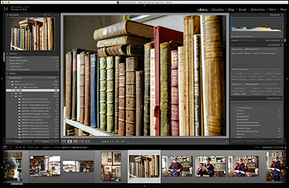 World-Class Lightroom Library Videos
